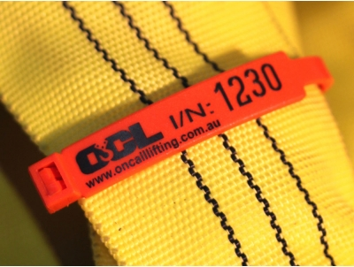 Harness Inspection Tags