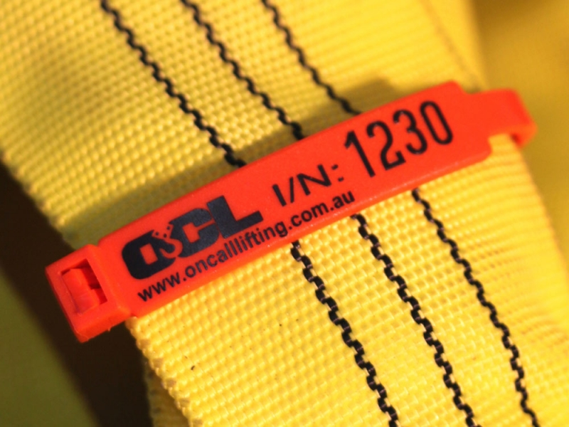 Buy Harness Inspection Tags - EXELPrint