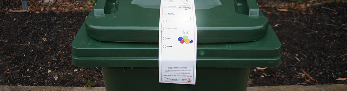 EXELPrint Recycling Bin Label - Checklist